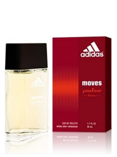 Adidas Moves Pulse Him Adidas Cologne A Fragrance For Men 2010