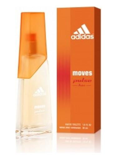 basura datos siete y media  Adidas Moves Pulse Her Adidas perfume - a fragrance for women 2010