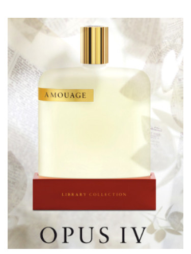 636dfc58d The Library Collection Opus IV Amouage عطر - a fragrance للرجال و ...