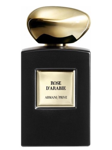 afb998709 Armani Privé Rose d'Arabie Giorgio Armani perfume - a fragrance for women  and men 2010