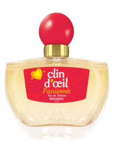 Clin Doeil Passionate Bourjois аромат аромат для женщин 1999