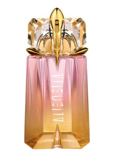 Alien Sunessence Edition Limitee 2011 Or Dambre Mugler Perfume A