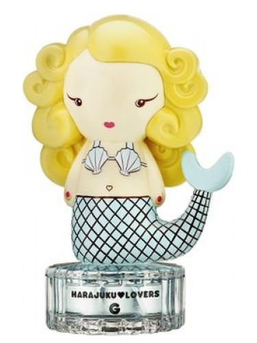 G of the sea harajuku lovers perfume a fragrance for for Harajuku lovers perfume