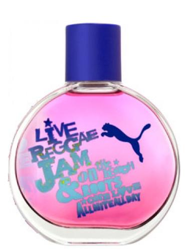 Jam Woman Puma perfume - a fragrance
