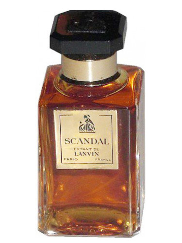 Scandal Lanvin Perfume A Fragrance For Women 1931
