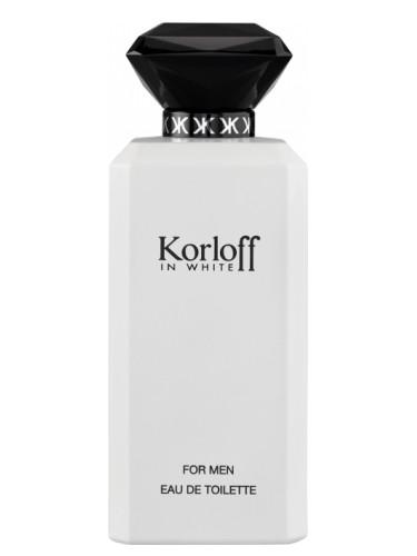 Korloff In White Korloff Paris Cologne A Fragrance For Men 2010