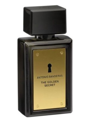 7d49a2d3a The Golden Secret Antonio Banderas cologne - a fragrance for men 2011