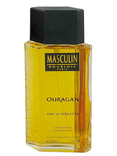 Masculin Ouragan Bourjois Cologne A Fragrance For Men 1998