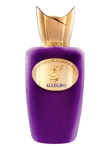 Sospiro Parfum Un Et 2011 Femme Pour Perfumes Allegro Homme dCxeorWB