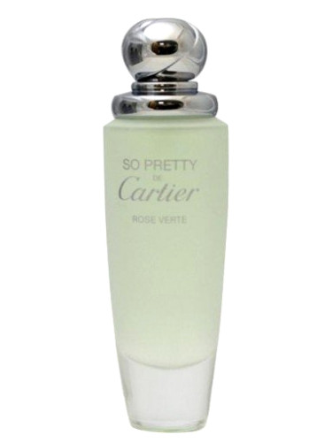 So Pretty Rose Verte Cartier Perfume A Fragrance For Women 2001
