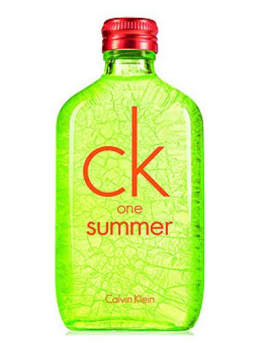 Ck Homme Summer One 2012 Klein Un Et Calvin Parfum Pour UVSMzpGq