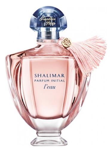 Initial Parfum L'eau Dames Voor Shalimar Guerlain eDWE9YI2H
