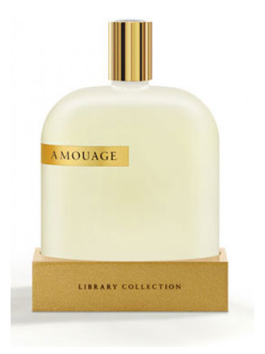 0d0555b9f The Library Collection Opus VI Amouage perfume - a fragrance for women and  men 2012