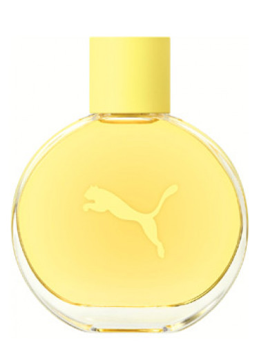 Yellow Puma perfume - a fragrance for women 2012 1da783ea4
