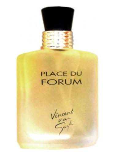 Place Du Forum Vincent Van Gogh Colonie Un Parfum De Barbati