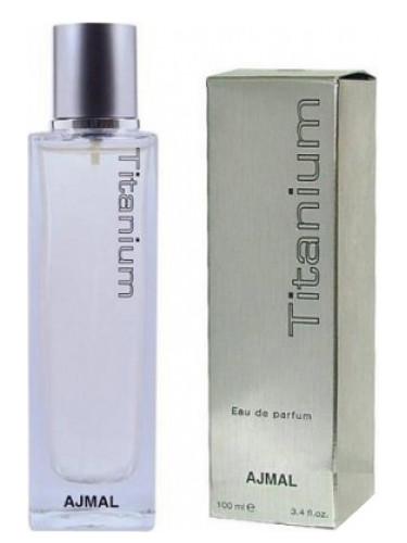 Titanium Ajmal Cologne A Fragrance For Men 2010