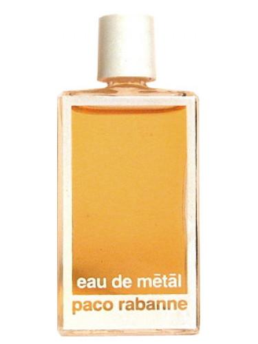 Parfum Eau Un Pour Rabanne 1986 De Paco Zmpguqsv Metal Femme ynvN80OPmw