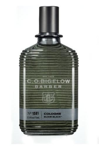 Barber Cologne Elixir Black Cobigelow одеколон аромат для мужчин