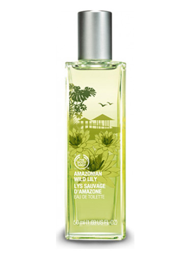 Amazonian Wild Lily The Body Shop for women