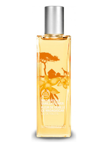 Madagascan Vanilla Flower The Body Shop perfume - a ...