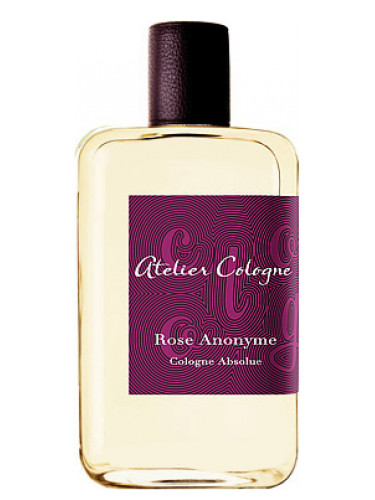 694870f18 Rose Anonyme Atelier Cologne perfume - a fragrance for women and men 2012