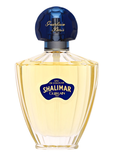 Shalimar Eau De Cologne Guerlain Perfume A Fragrance For Women 1925