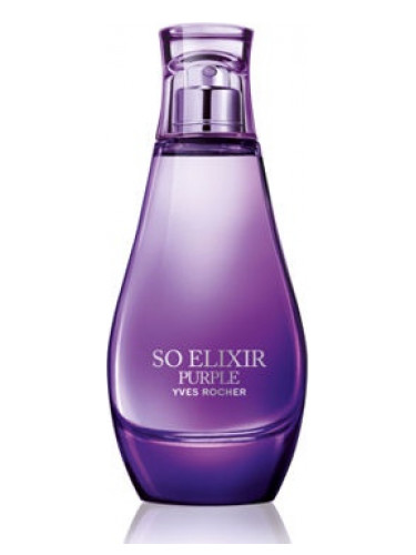 So Elixir Purple Eau De Parfum Yves Rocher Perfume A Fragrance For