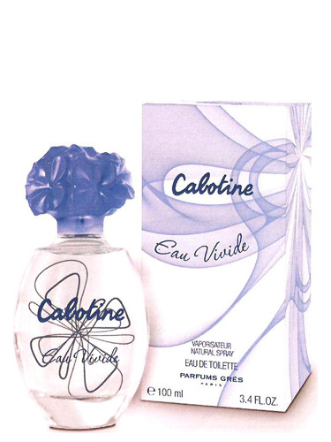 ec3112ba3 Cabotine Eau Vivide Gres perfume - a fragrance for women 2013