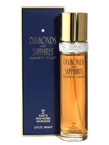 Diamonds And Sapphires Elizabeth Taylor аромат аромат для женщин 1993