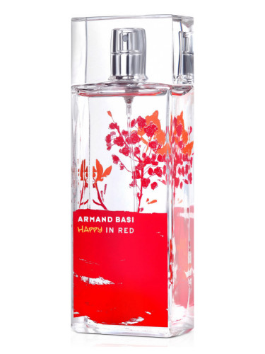 happy in red armand basi perfume a fragrance for women 2012