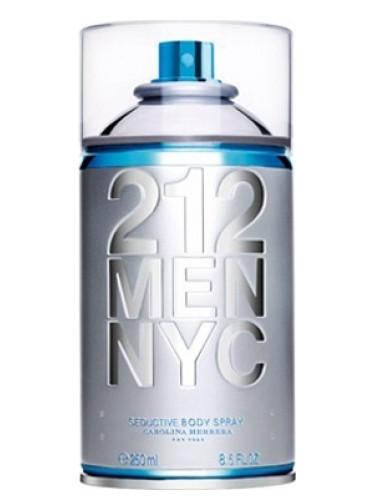 2fb630a85 212 Men NYC Body Spray Carolina Herrera cologne - a fragrance for men 2012