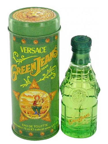 Green Jeans Versace Cologne Ein Es Parfum Für Männer 1996