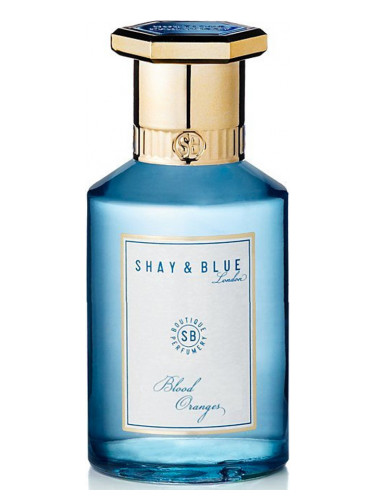 Blood Oranges Shay & Blue London perfume - a fragrance for women  and men 2013