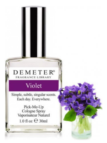 Violet Demeter Fragrance for women