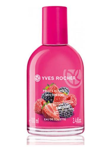 Fruits Rouges Yves Rocher parfum un parfum pour femme 2013