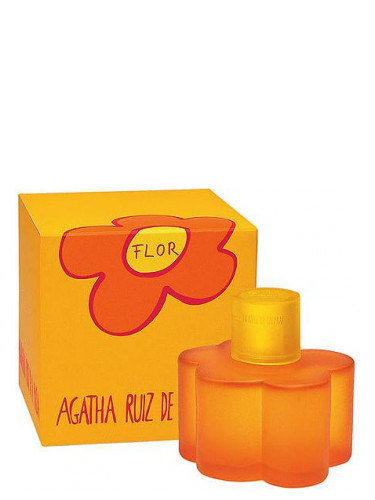 1b1ed379421 Flor Agatha Ruiz de la Prada perfume - a fragrance for women 2000