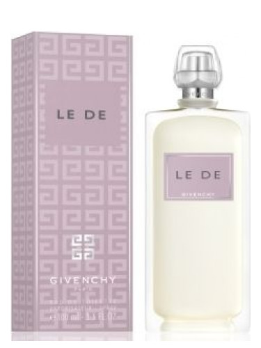 d65d444e6 Les Parfums Mythiques - Le De Givenchy Givenchy عطر - a fragrance ...