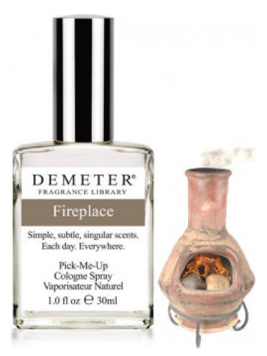 Fireplace Demeter Fragrance for women and men