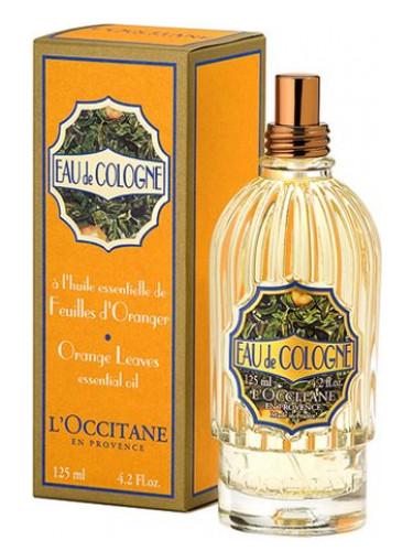 a3190bc3a20 Orange Leaves Eau de Cologne L Occitane en Provence perfume - a ...