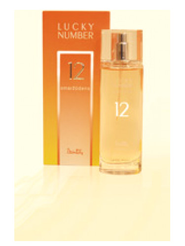 Lucky Number 12 Dzintars perfume - a fragrance for women