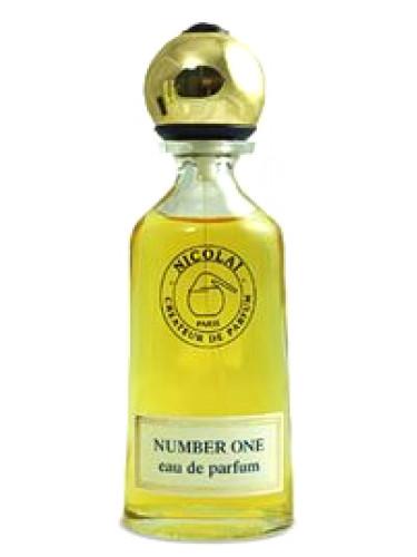 Number One Nicolai Parfumeur Createur Perfume A Fragrance For