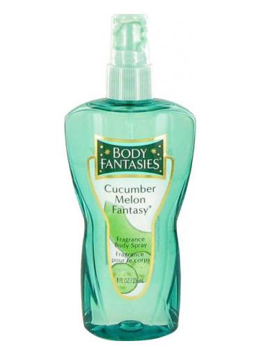 Body Fantasies Cucumber Melon Fantasy Parfums De Coeur аромат