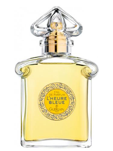 De Guerlain Pour Bleue Eau L'heure Parfum Femme 4jR5Lq3A