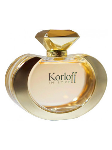 In Love Korloff Paris Perfume A Fragrance For Women 2013