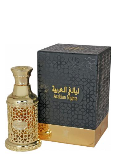 9ad31184f Arabian Nights Gold Arabian Oud عطر - a fragrance للرجال و النساء