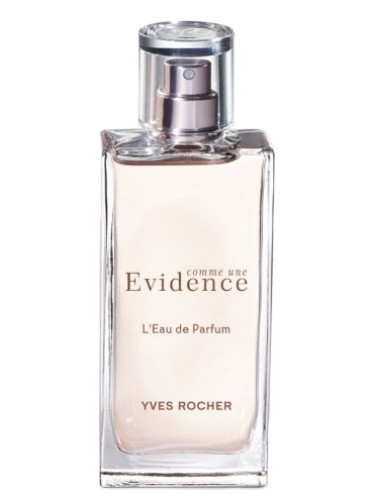 Comme Une Evidence Yves Rocher Perfume A Fragrance For Women 2003
