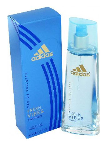 Adidas Fresh Vibes Adidas Perfume A Fragrance For Women 2004