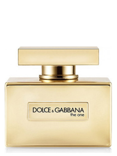 Dolce Gold Women amp;gabbana The One For Limited Edition BxWQdrCoe