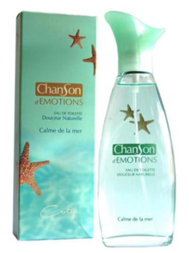 Pour Chanson Mer Un Ďemotions Parfum De La Coty Femme Calme xCoredBW