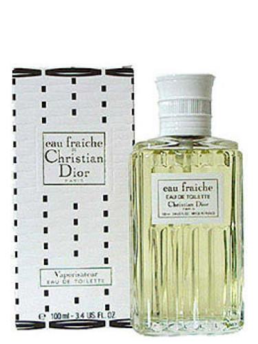 Eau Fraiche Christian Dior Perfume A Fragrance For Women 1955